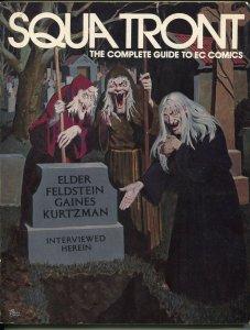 Squa Tront #9 1983-EC Comics History-100 pages-Johnny Craig-Wally Woods-VG