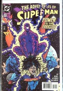 Adventures of Superman #512 (1994)