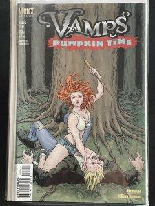 Vamps: Pumpkin Time #3 (1999)