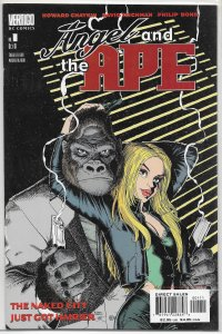 Angel and the Ape   vol. 3   #1 FN