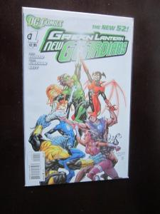 Green Lantern New Guardians (2011) #1-6 - 9.0 - 2011
