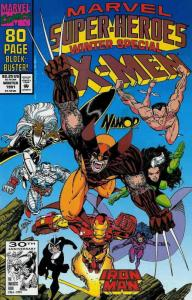 Marvel Super-Heroes (Vol. 2) #8 VF/NM; Marvel | save on shipping - details insid