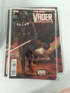 Star Wars Vader Down Comic 1 Cover A Mark Brooks First Print 2016 NW28