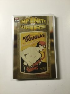 Infinity Wars 1 Variant Near Mint Marvel HPA