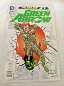 Green Arrow Issue #0 The New 52 DC Comics Nov 2012 NM