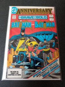 THE BRAVE AND THE BOLD #200 VF/NM 1983 1ST KATANA