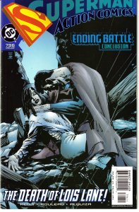 Superman - The Ending Battle Parts 1- 8