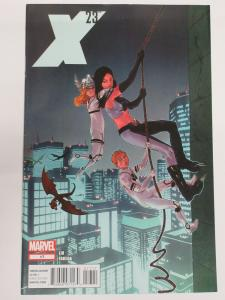 X-23 (Marvel 2012) #17 18 Wolverine Adventures in Baby-Sitting the F4