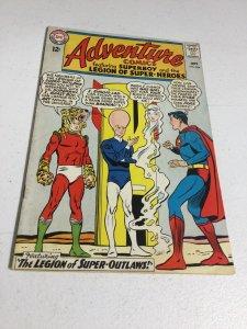 Adventure Comics 324 Fn Fine 6.0 DC Comics