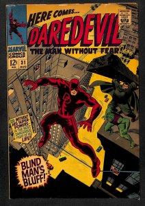 Daredevil #31 (1967)
