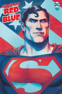 Superman Red and Blue #2, NM + (Stock photo)