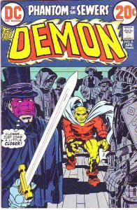 Demon, The #8 (Apr-73) VF+ High-Grade Jason Blood, Merlin