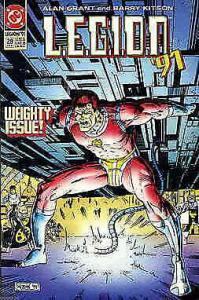 L.E.G.I.O.N. #29 VF; DC | save on shipping - details inside