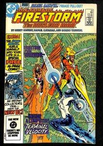 The Fury of Firestorm #24 (1984)