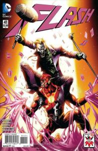 Flash, The (4th Series) #41A VF/NM; DC | save on shipping - details inside