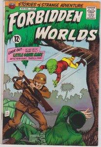 Forbidden Worlds #139