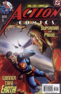 ACTION COMICS (1938 DC Comics) #824