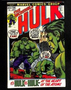 Incredible Hulk (1962) #156