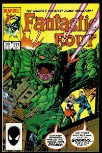 Fantastic Four #271 John Byrne (Oct 1984, Marvel)  9.0 VF/NM