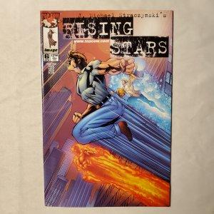 Rising Stars 6 Very Fine Cover by Matt Nelson