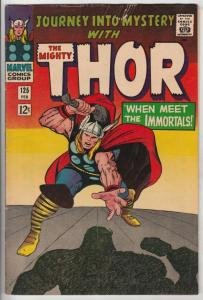 Journey into Mystery #125 (Feb-66) FN/VF Mid-High-Grade Thor