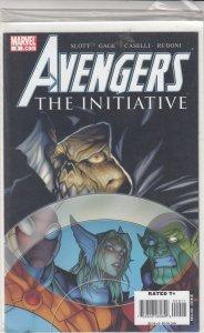 Avengers: The Initiative #9 (2008)