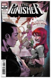 Punisher #16 Ortega Mary Jane Variant (Marvel, 2019) NM
