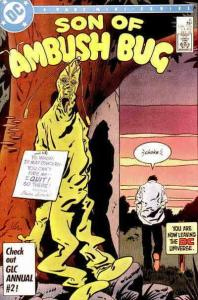 Son of Ambush Bug #6 VF; DC | save on shipping - details inside