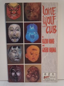 Lone Wolf and Cub #17