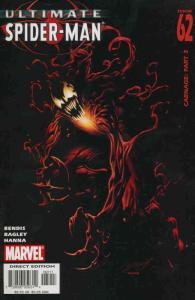 Ultimate Spider-Man #62 VF/NM; Marvel | save on shipping - details inside