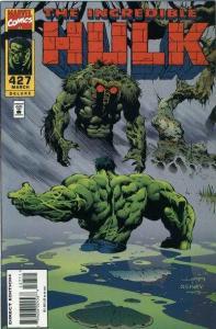 Incredible Hulk (1968 series) #427, Fine- (Stock photo)