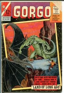 Gorgo #23-1965-Charlton-final issue-based on the MGM movie-horror-GOOD