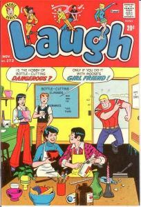 LAUGH (1946-1987)272 VF-NM   November 1973 COMICS BOOK