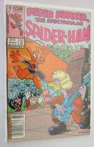 Peter Porker the Spectacular Spider-Ham #14 Newsstand 5.0 (1987)