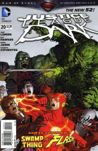 Justice League Dark #20 VF/NM; DC | save on shipping - details inside