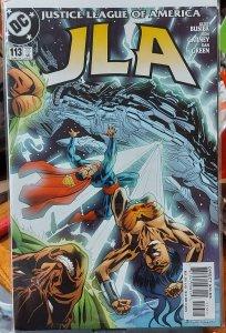 JLA #113 (2005)
