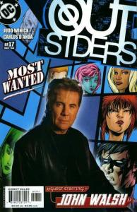 Outsiders (2003 series) #17, NM (Stock photo)