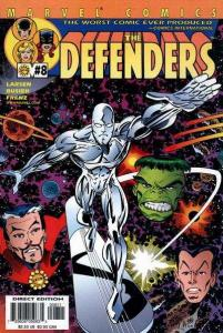 Defenders (2001 series) #8, NM (Stock photo)