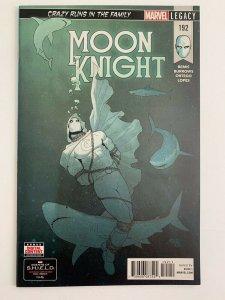 Moon Knight #192 (Marvel Comics 2018) NM