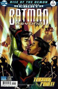 Batman Beyond (6th Series) #7 VF/NM; DC   save on shipping - details inside