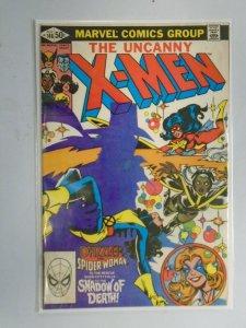 Uncanny X-Men #148 Direct edition 4.0 VG (1981 1st Series)