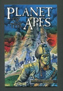 Planet of the Apes #4  / 8.5+ VFN / August 1990