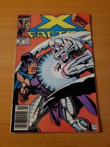 X-Factor #45 Newsstand Edition ~ VERY FINE - NEAR MINT NM ~ (1989, Marvel Comic)