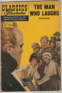 Classics Illustrated #71 (May-50) FN Mid-Grade