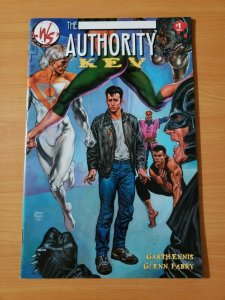 The Authority Kev #1 One-Shot ~ NEAR MINT NM ~ (2002, Wildstorm Comics)