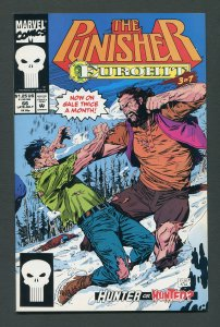 Punisher #66 / 9.0 VFN/NM - 9.2 NM-  July 1992