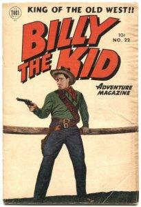 BILLY THE KID ADVENTURE #22-1954-AL WILLIAMSON AND FRANK FRAZETTA ART