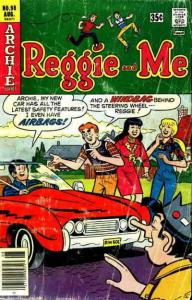 Reggie and Me #98 FN; Archie | save on shipping - details inside