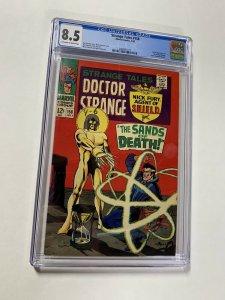 Strange Tales #158 (Marvel, 1967) CGC Graded 8.5 1st Living Tribunal