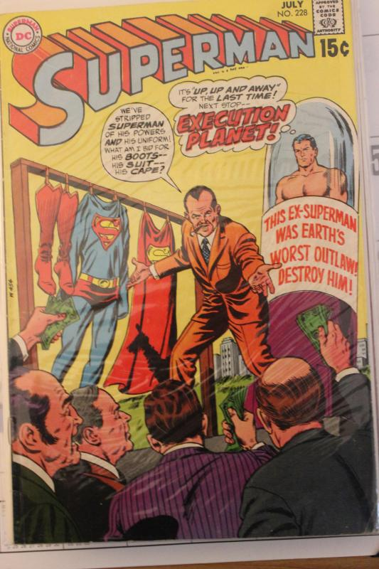 Superman 228 VF-